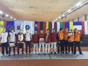 Mohamed Hamza Gold medal cadet world cup bratislava 2015